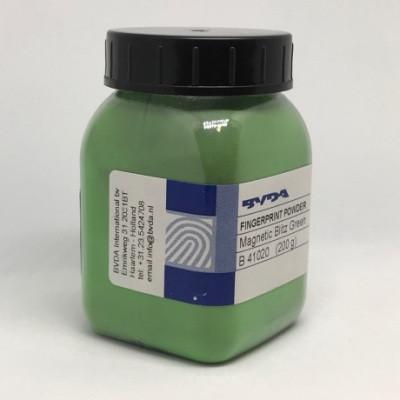 Порошок магнітний флуоресцентний зелений