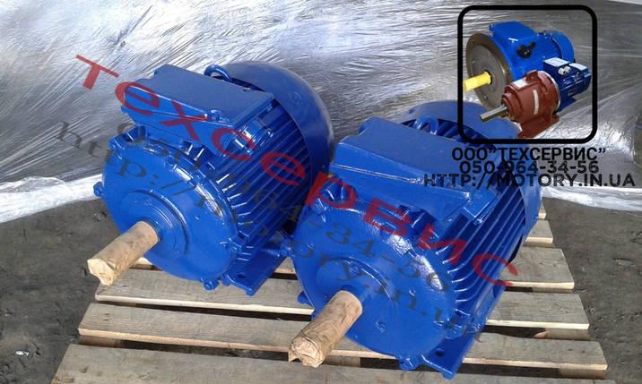 Электродвигатель 45 кВт 750 об/мин 4АМУ250М8 (45/750), фото 2