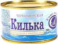 """Несколько т/с №5 мет/б, 1/240г/24шт, 24 мес, ТМ """"Союз морей"""""""