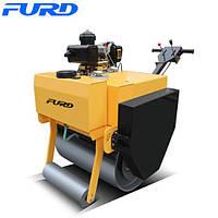 Малый ручной вибрационный каток на 500 кг для ремонта дорог (FYL-700)