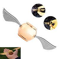 Игрушка спиннер Золотой снитч Гарри Потера Harry Potter Fidget Hand Spinner, фото 1