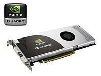 Видеокарта PNY Nvidia Quadro fx 3700 512Mb DDR3 256bit DX10 PCI-Ex