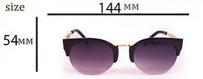 Солнцезащитные женские очки 8128-1, фото 3