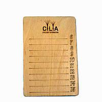 Lash-Paletta Деревянная [10х15мм], фото 1
