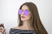 Солнцезащитные женские очки 8304-2, фото 3