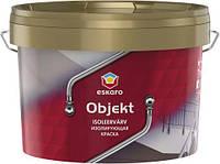Eskaro Objekt 9л водно-дисперсионная матовая краска для стен арт.4740381008061