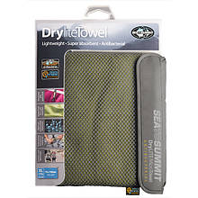 Полотенце Sea to Summit DryLite Towel 60x120 cm