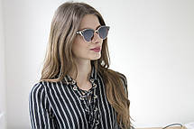 Солнцезащитные женские очки 8006-4, фото 3