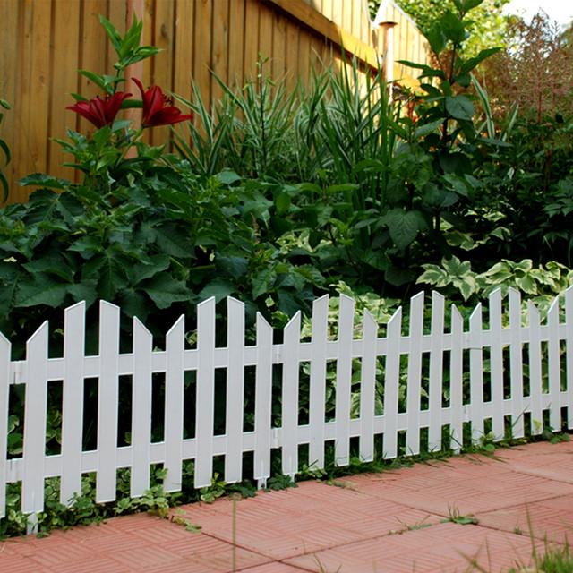 Декоративні паркани