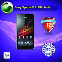 Оригинальный смартфон Sony Xperia V LT25i Black