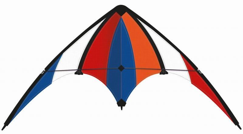 Спортивный воздушный змей Delta Loop Paul Günther (1085)