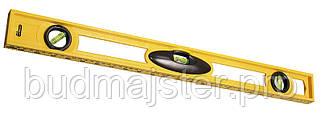 "Рівень Stanley ""FOAMCAST"" 3 капсули, 600 мм"
