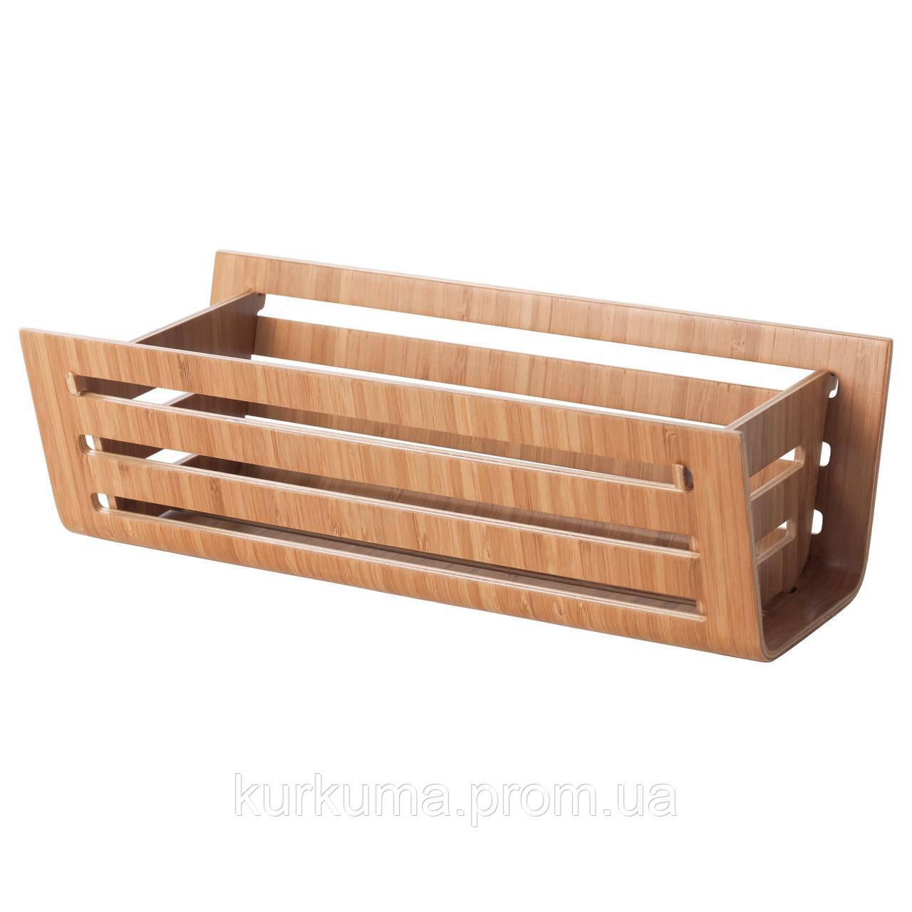 IKEA RIMFORSA Корзина, бамбук  (402.820.69)