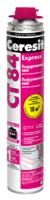 Полиуретановый клей для пенополистирола Ceresit CТ84 Express 850 мл