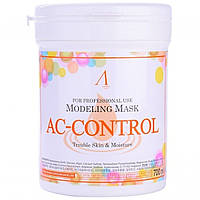 ANSKIN AC-CONTROL MODELING MASK Альгинатная маска для проблемной кожи и акне, 240 г