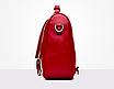 Сумка рюкзак женская трансформер Vintage Черный, фото 4
