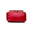 Сумка рюкзак женская трансформер Vintage Черный, фото 5