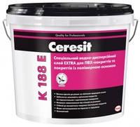 Клей для ПВХ-покрытий Ceresit K188 E 12кг