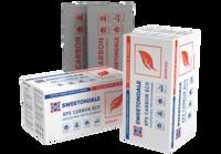 Экструдированный пенополистирол XPS SWEETONDALE CARBON ECO 1200х600х20мм (упаковка 20 шт)