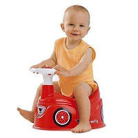 Детский горшок с рулем и сигналом Big 56801