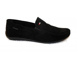 Туфлі чоловічі Desay 177-725 чорний *18938