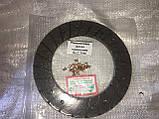 Ремкомплект диска сцепления Ваз 2103 2106 2121 нива (накладки + заклепки сцепления сверленые), фото 2
