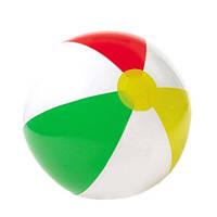 Мяч 59020 INTEX полоски, 51 см, в кульке, 15,5-25-1см