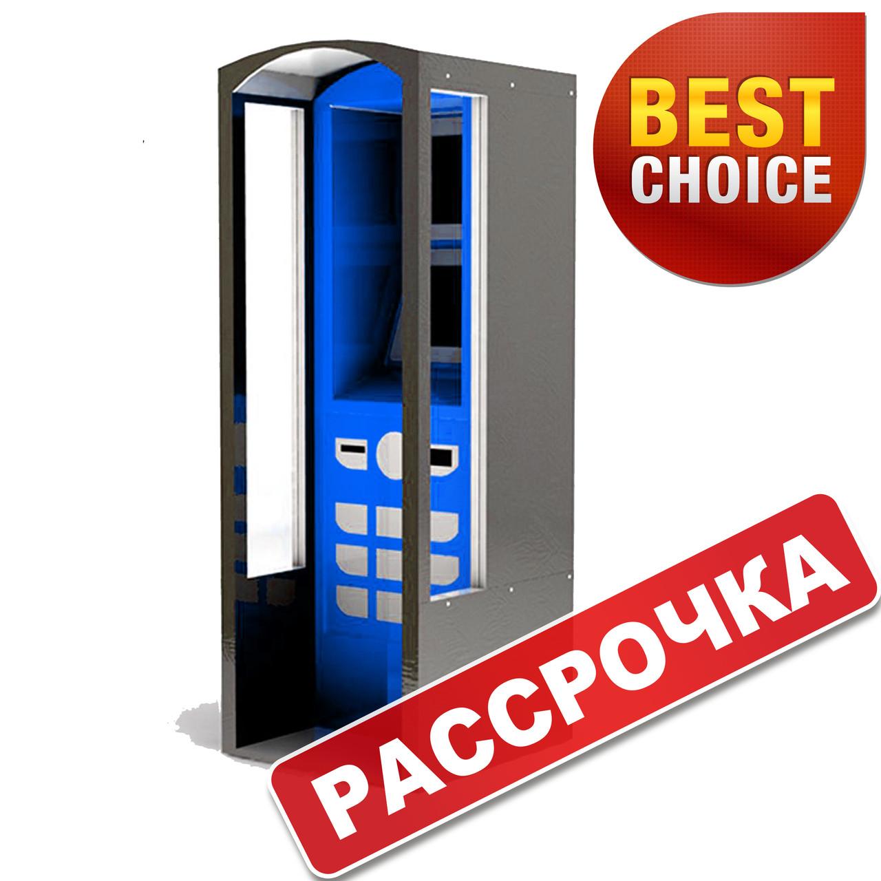 """Платежный терминал Уличный. ПТ-5 """"Телефонная будка"""". РАССРОЧКА 3 мес"""