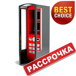 """Терминал Оплаты Уличный. ПТ-5 """"Телефонная будка"""". КРЕДИТ 6 мес"""