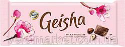 Шоколад Fazer Geisha молочный с ореховой начинкой 100 г
