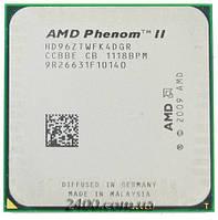Процесор AMD Phenom II X4 960T Black Edition 3.0 GHz/6MB/HT 2000MHz (HD96ZTWFK4DGR) Socket AM2+/AM3 95W