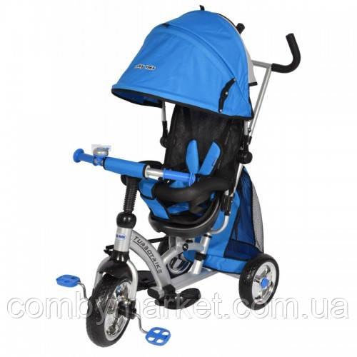 Велосипед Baby Mix Turbotrike XG6026-T17RE blue