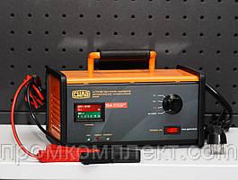 Устройство пуско-зарядное для авто 15А (100А), 12-24В, до 300Ah СИЛА