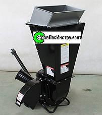 Измельчитель веток бензиновый  PRO-2, фото 3