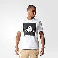 Чоловіча футболка Adidas Essentials Box Logo M B47358, фото 1