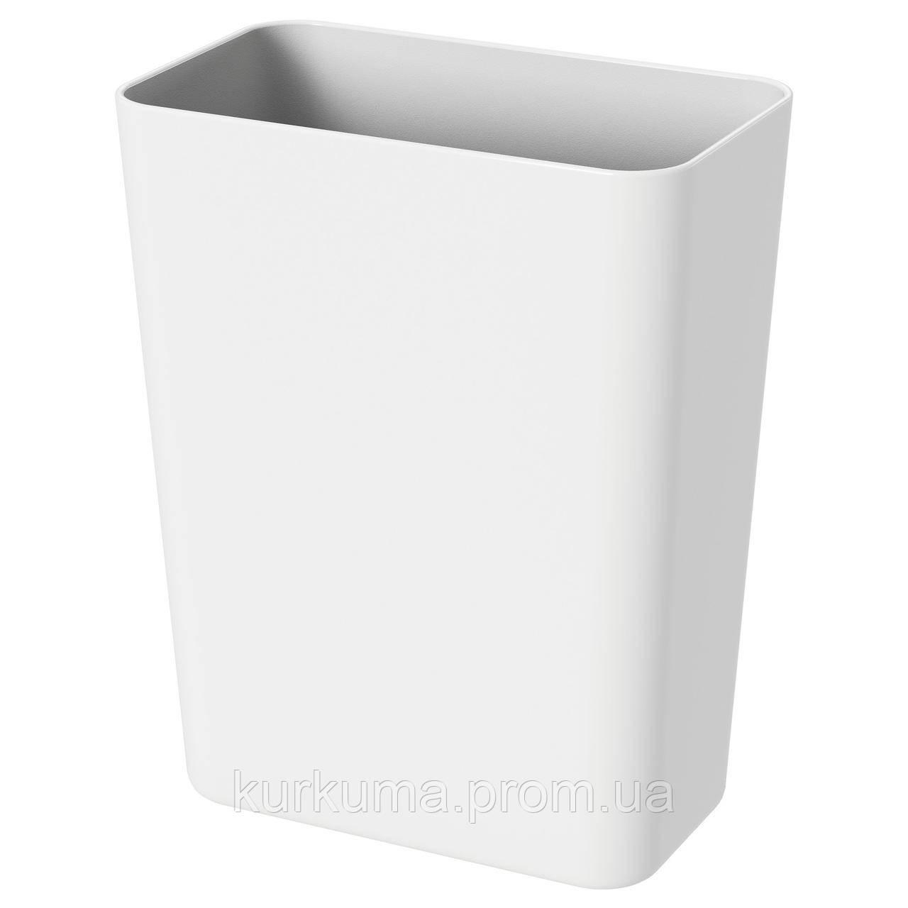 IKEA VARIERA Контейнер для кухонных приборов, белый  (103.031.48)