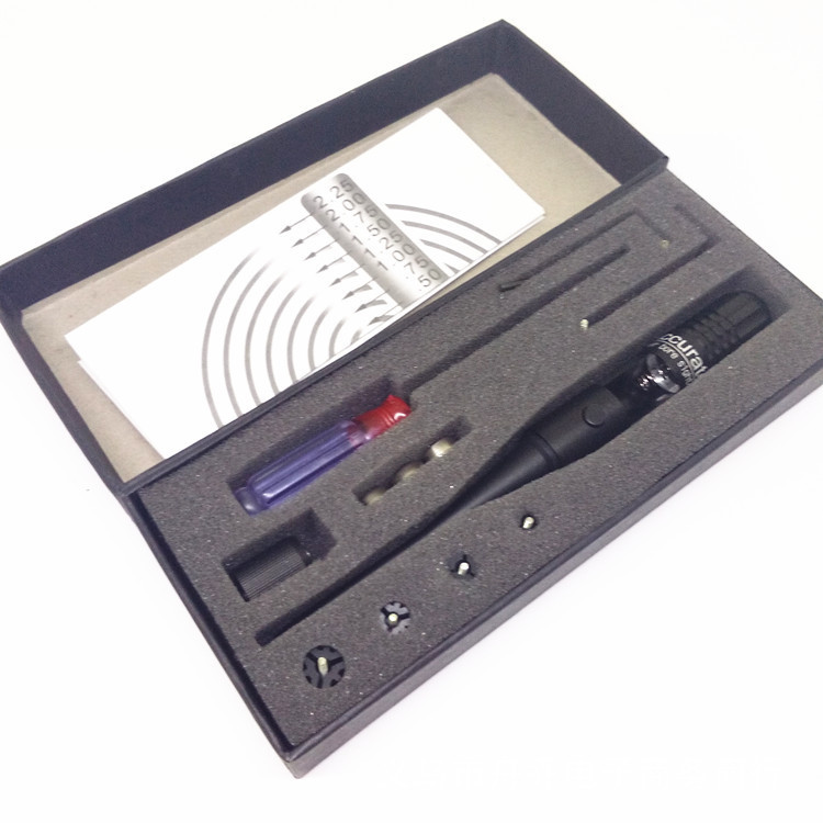 Универсальный лазерный прибор холодной пристрелки