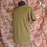Потоотводящая футболка Cool Pass койот, фото 2