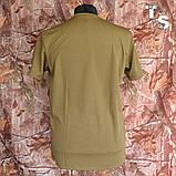 Потоотводящая футболка Cool Pass койот, фото 4