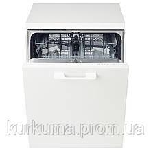 IKEA LAGAN Встроенная посудомоечная машина, белый  (803.857.96)