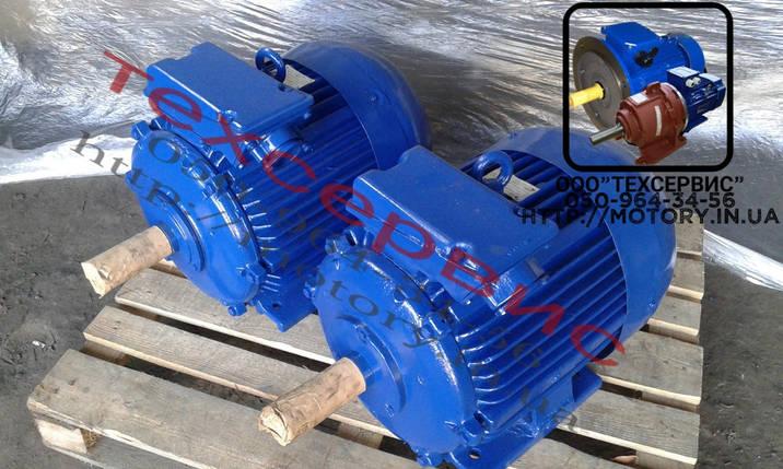 Электродвигатель 22 кВт 1000 об/мин 5А200М6 (22/1000), фото 2