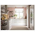 IKEA NYVATTNET Смеситель для кухни, полированная латунь цвет  (203.416.54), фото 4