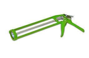 Пистолет для герметика Favorit скелетный металлический (12-006)