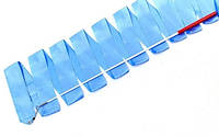 Лента гимнастическая синяя