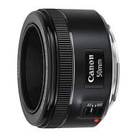 Объектив Canon EF 50mm f/1.8 STM, фото 1