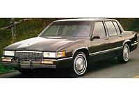 Ветровики Cadillac De Ville IX 1993-1999, Дефлекторы окон Кадиллак де вилле