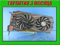 Видеокарта PCI-E NVIDIA Gigabyte GTX1060 (6GB/GDDR5/192bit) GV-N1060WF2OC-6GD БУ, фото 1