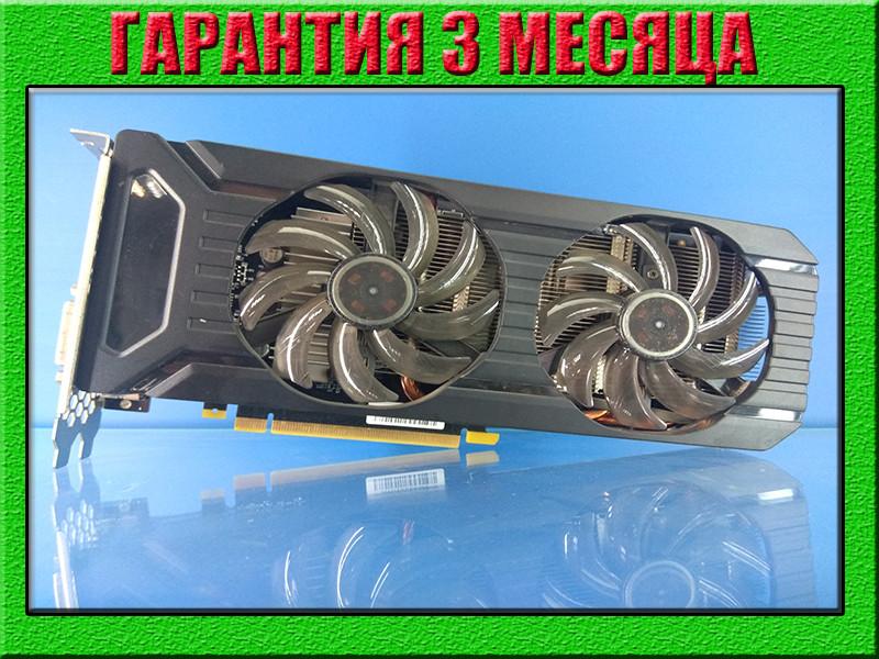 Видеокарта PCI-E NVIDIA Palit GTX1060 (3GB/GDDR5/192bit) NE51060015F9-1061D БУ