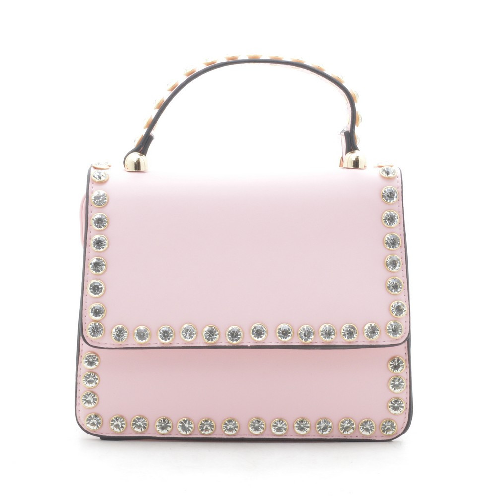 60302e98fadc Сумка кросс-боди LoveDream розовая - Kit Bag - женские сумки, кошельки и  клатчи
