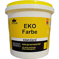 Краска для внутренних работ Totus ECO FARBE 3,5 кг.